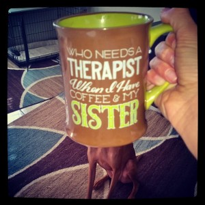 sister mug